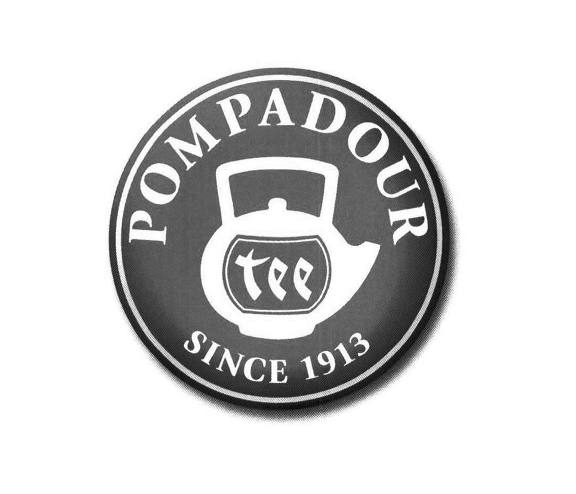 pompadour logo g