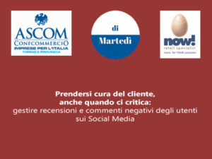 Martedì in Ascom:  Ascom e Now! Retail Specialist