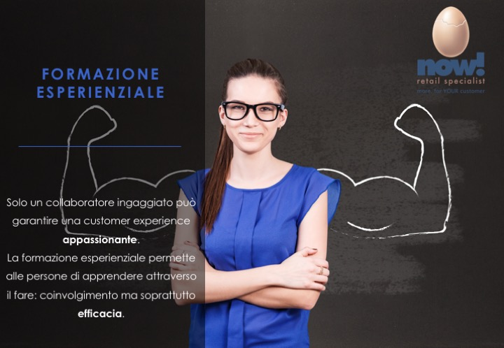 dalla customer experence alla retail people experience.