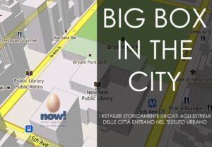 Big Box in the city