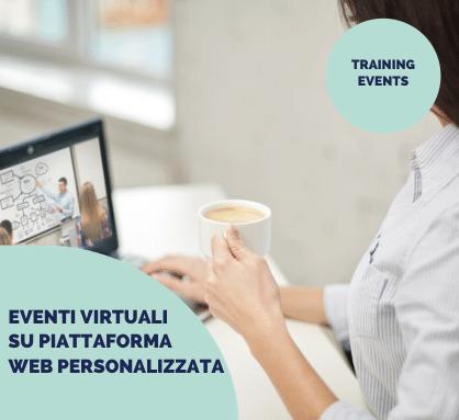 TRAINING EVENT eventi virtuali