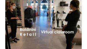 Formazione virtual classroom Baldinini